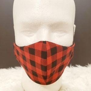 3 for $15 Buffalo Plaid  mask (Bundle & Save)